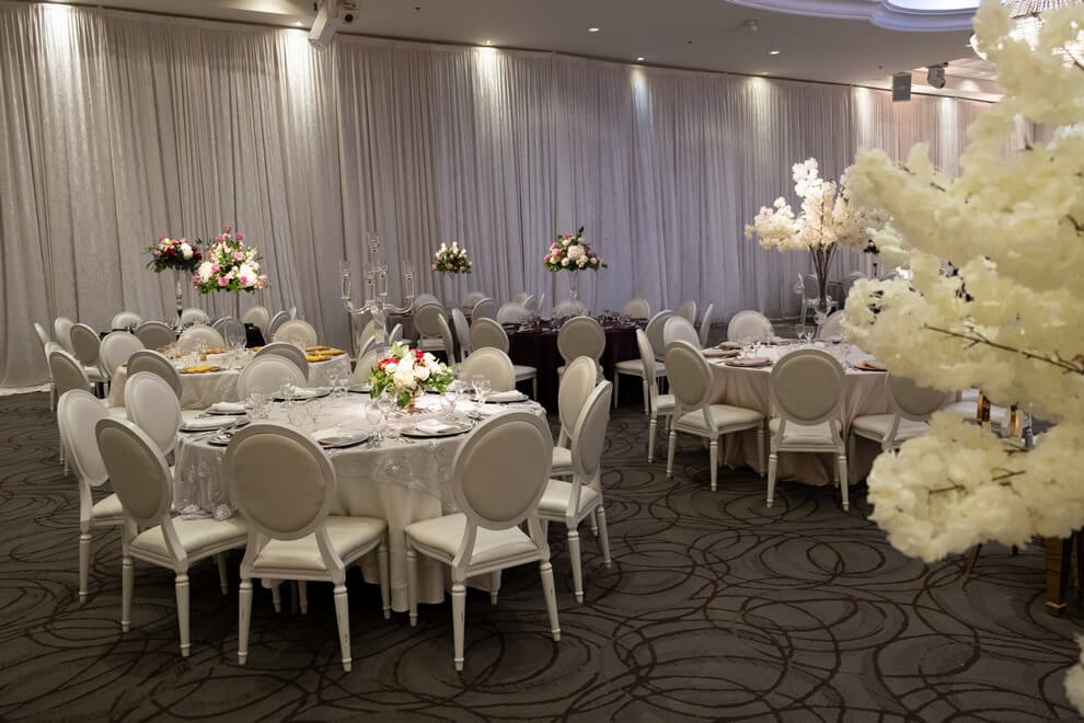 mississauga convention center winter 2020 wedding fair open house, 7