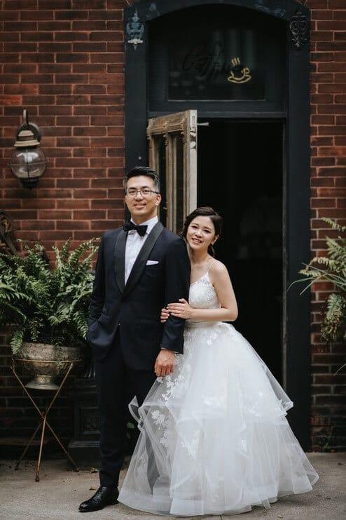 Wedding at Liberty Grand Entertainment Complex, Toronto, Ontario, Eric Cheng Photography, 22