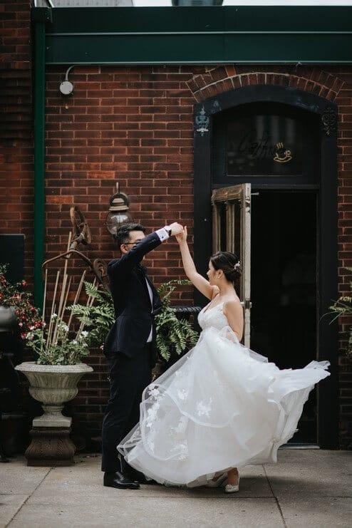 Wedding at Liberty Grand Entertainment Complex, Toronto, Ontario, Eric Cheng Photography, 23