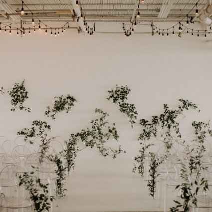 District 28 featured in Tanya and Derrick's Sweet Wedding at District 28