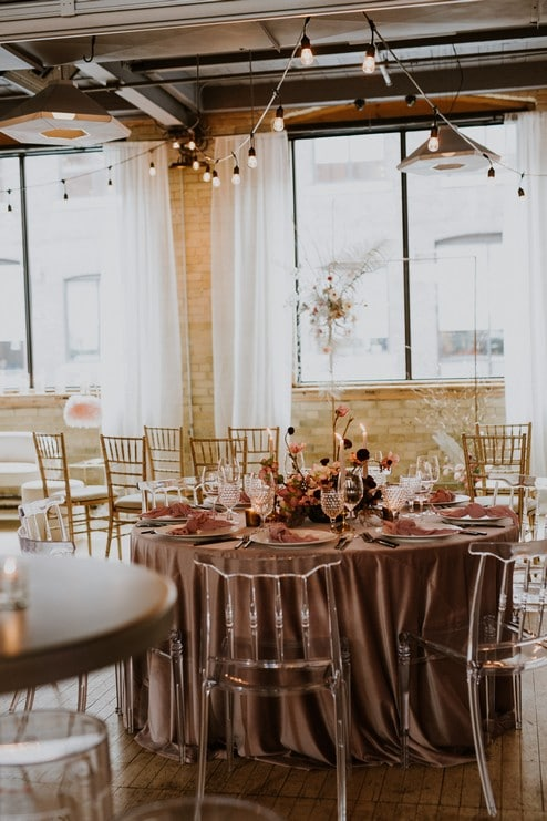 a pretty wedding open house at 2nd floor events, 20