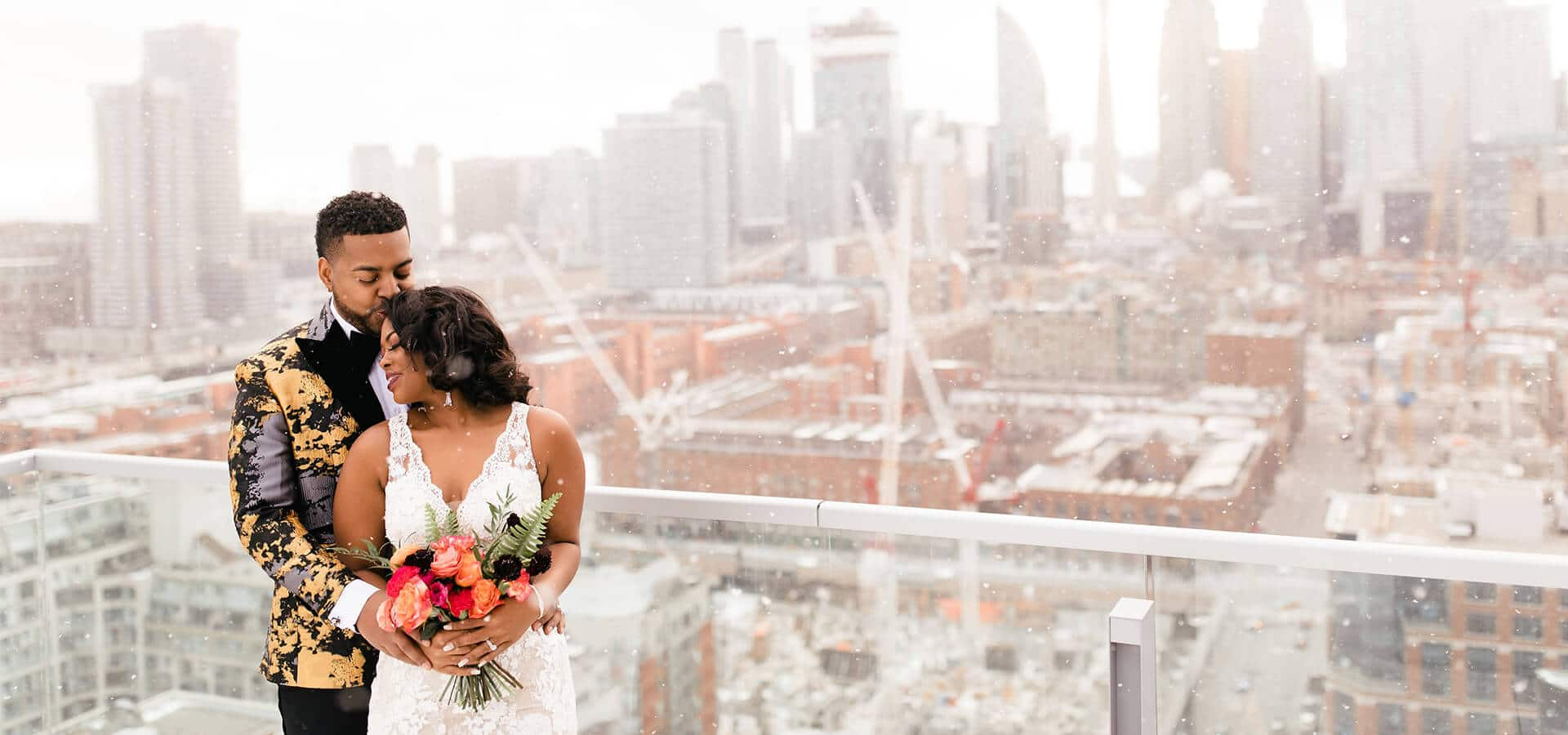 Hero image for Black-Owned Toronto Wedding Vendors You Should Be Following