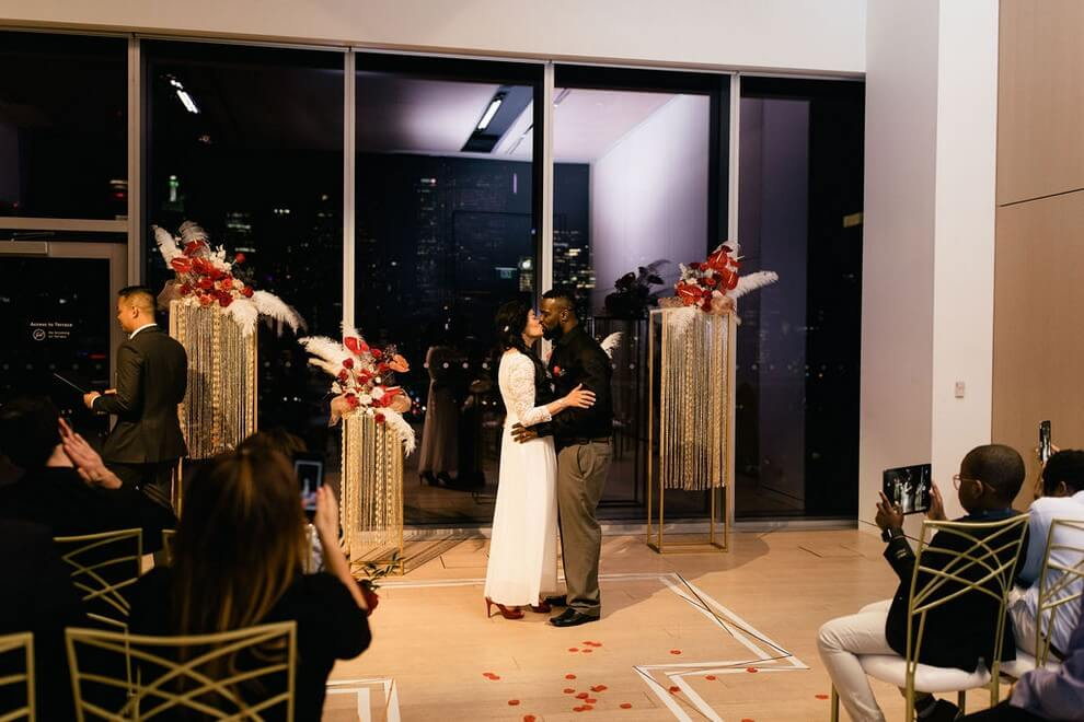 Wedding at The Globe and Mail Centre, Toronto, Ontario, 44