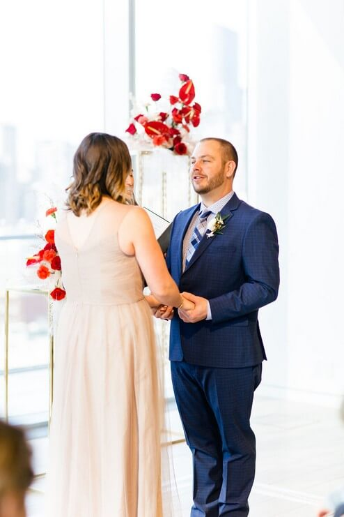 Wedding at The Globe and Mail Centre, Toronto, Ontario, 34