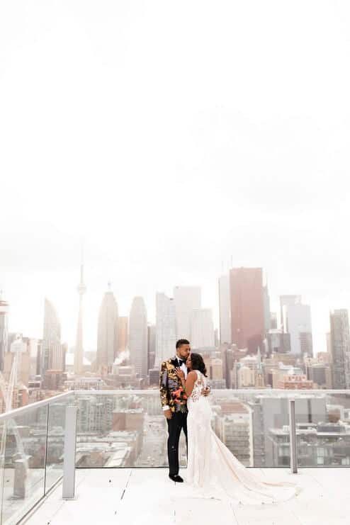 Wedding at The Globe and Mail Centre, Toronto, Ontario, 27