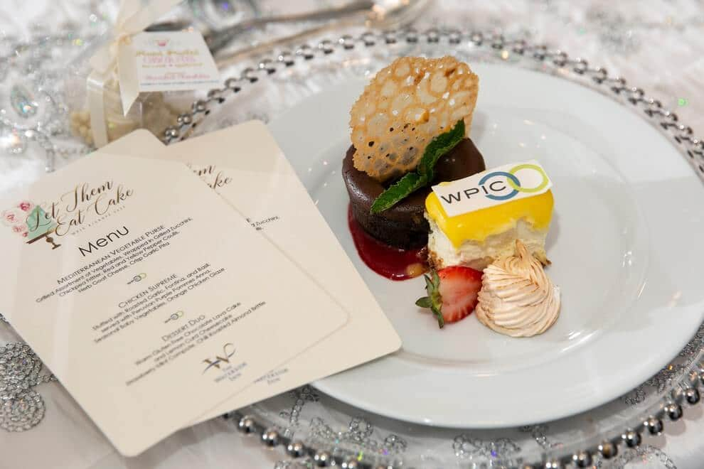 let them eat cake at the 2020 wpic kick off, 32