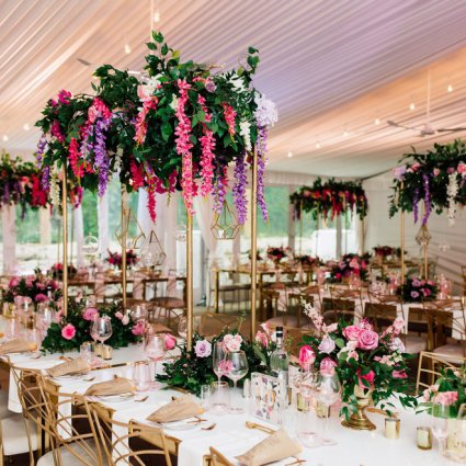 R5 Event Design featured in 11 Floral Trends You Need to Know About for 2020
