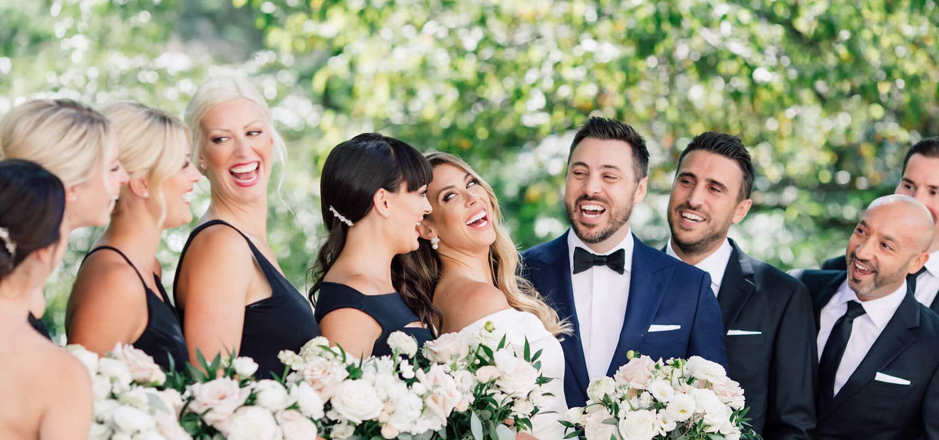 Hero image for Emily and Tony's Summer Malaparte Wedding