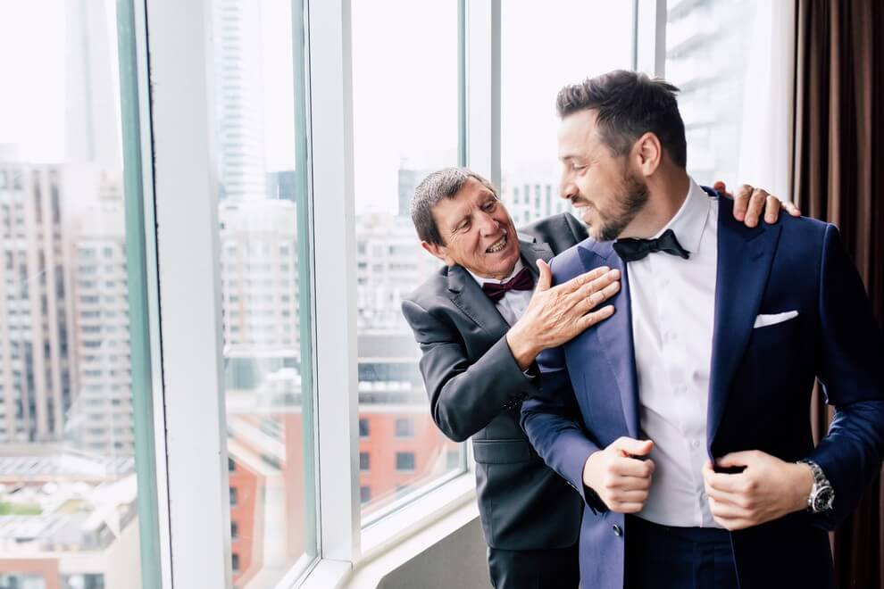 Wedding at Malaparte - Oliver & Bonacini, Toronto, Ontario, Purple Tree Wedding Photography, 11