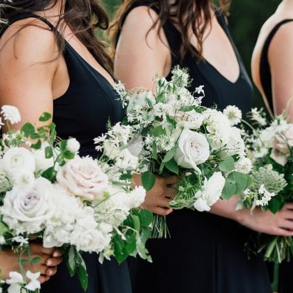 Line Up Your Bridesmaids