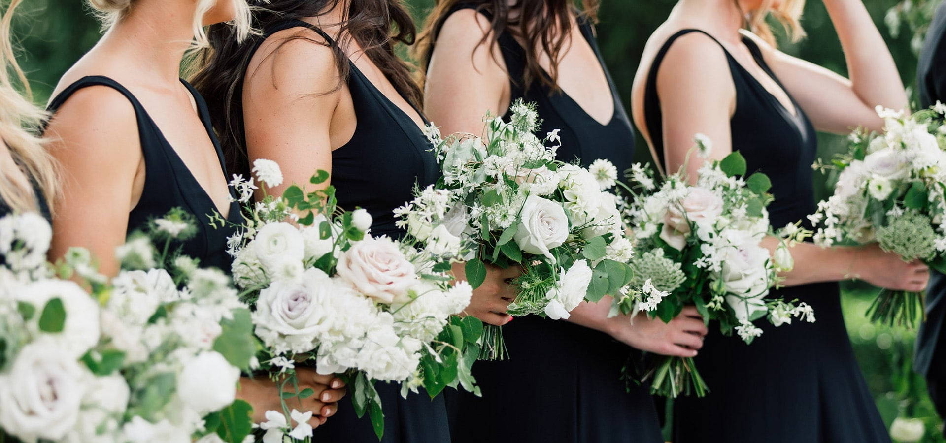 Hero image for Five Ways to Line Up Your Bridesmaids (Without Hurting Anyone's Feelings)
