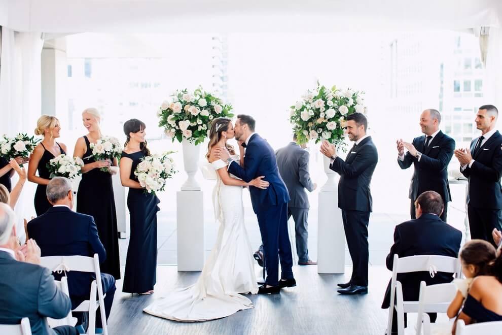 I do Kiss Summer Malaparte Wedding
