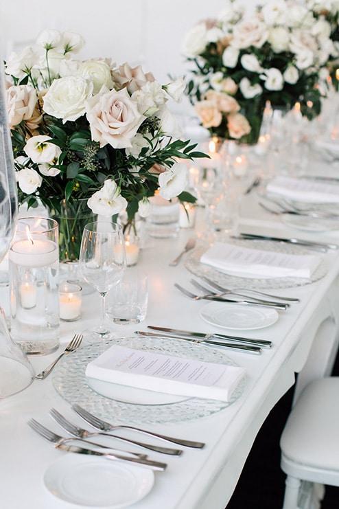 tablescape Summer Malaparte Wedding