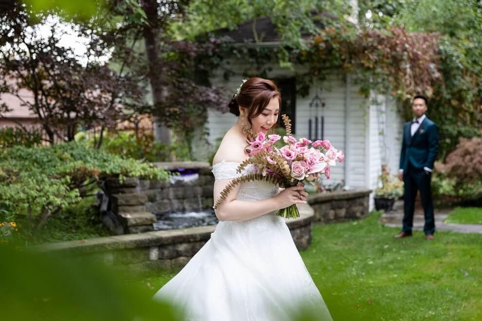 Wedding at Columbus Event Centre, Toronto, Ontario, AGI Studio, 2