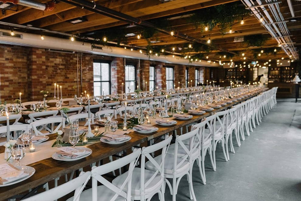 15 toronto event venues perfect for weddings for up to 150 guests, 2