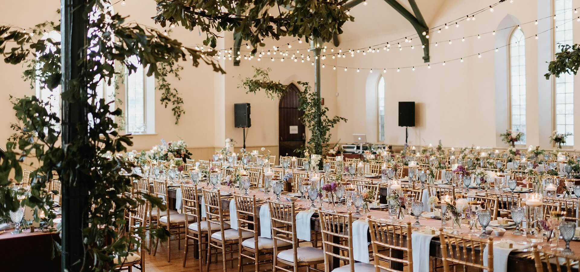 Hero image for 15 Toronto Event Venues Perfect for Weddings For up to 150 Guests