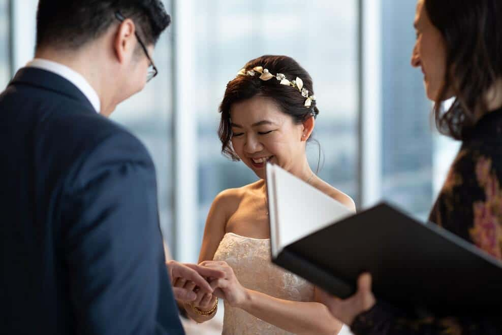Wedding at The Globe and Mail Centre, Toronto, Ontario, 40