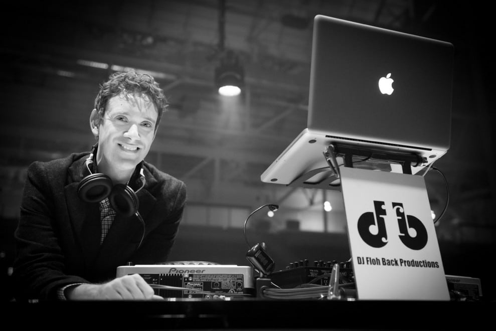 DJ Danny Floh Back