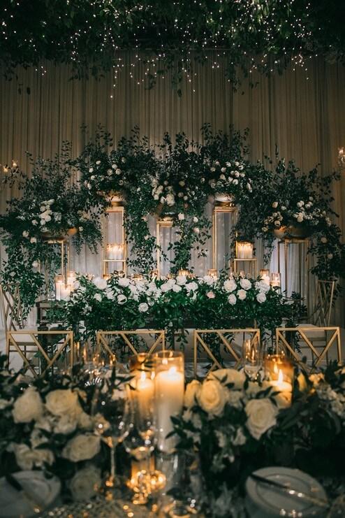 Wedding at Arlington Estate