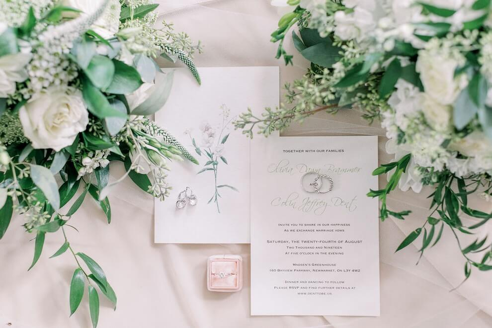 Wedding at Madsen's Banquet Hall, Newmarket, Ontario, Elizabeth In Love, 1
