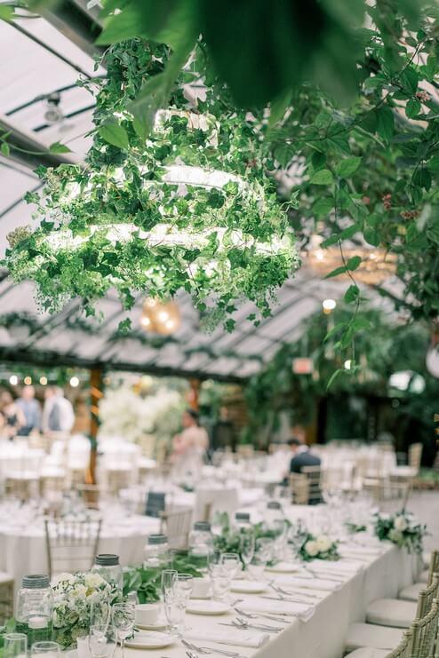 Picturesque Madsen's Banquet Hall
