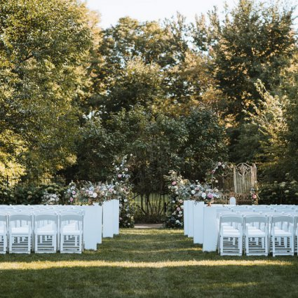 """O Weddings and Events featured in Carol and Sam's """"Alice in Wonderland"""" Wedding at Graydon Hall"""