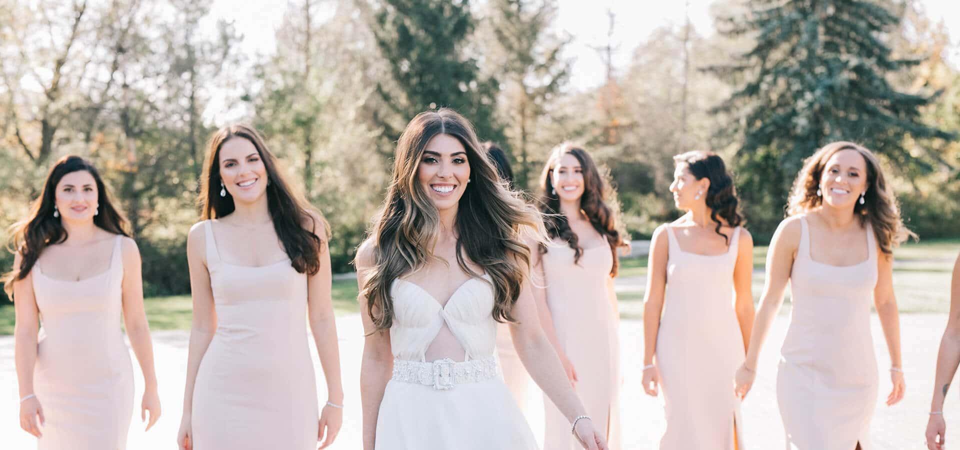 Hero image for Nikki and Leonardo's Stunning Wedding at Arlington Estate
