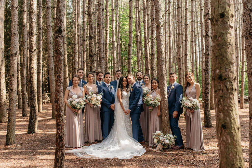 Wedding at King's Riding Golf Club, King, Ontario, Olive Photography, 16