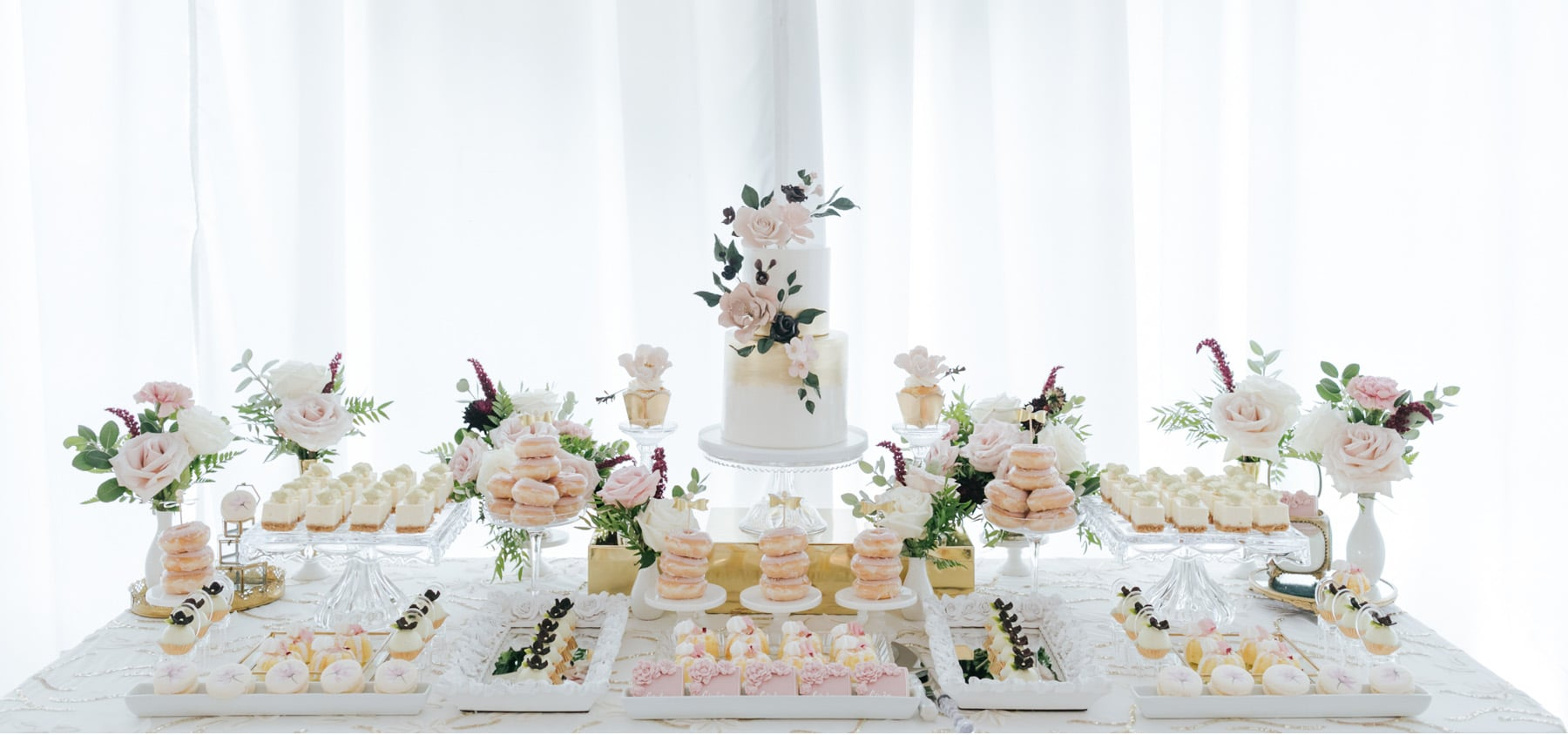 Hero image for 11 Awesome Alternatives to a Traditional Wedding Cake