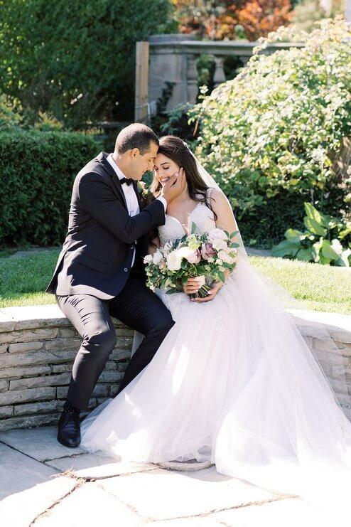 Wedding at York Mills Gallery, Toronto, Ontario, Brittany Williams Photography, 27