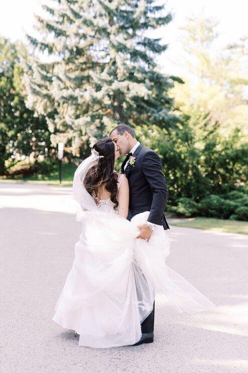 Wedding at York Mills Gallery, Toronto, Ontario, Brittany Williams Photography, 30
