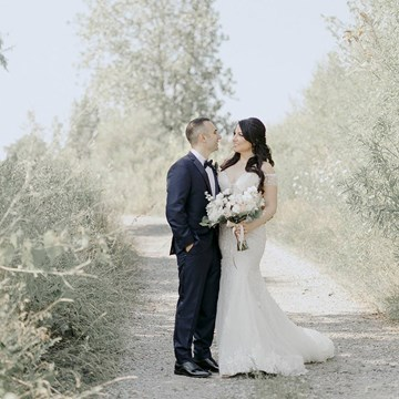 Peren and Erdem's Sweet Eagles Nest Golf Club Wedding