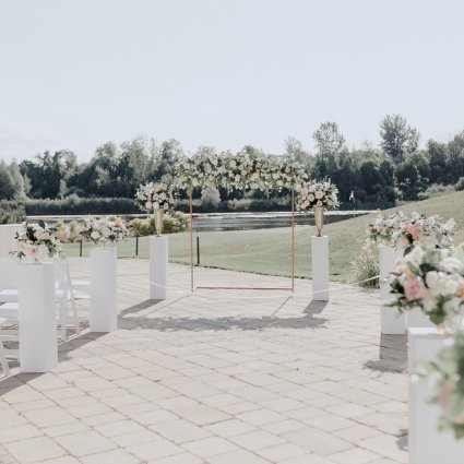 Devoted To You featured in Peren and Erdem's Sweet Eagles Nest Golf Club Wedding