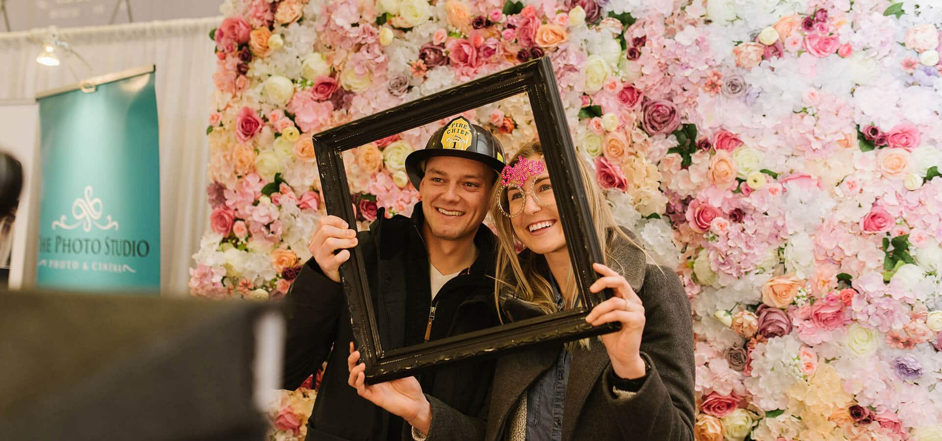 Hero image for 13 Toronto Photo Booths Perfect for Your Upcoming Wedding/Event