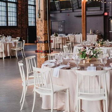 Daniela and Andrei's Sweet Wedding at Steam Whistle Brewery
