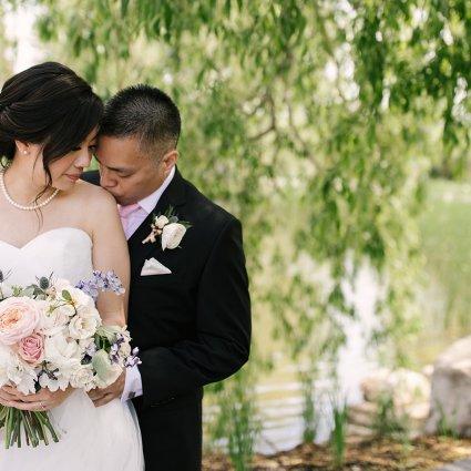 Thumbnail for Yar Ting and Carlson's Beautiful Arlington Estate Wedding