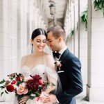 Thumbnail for Christine and Noah's Romantic Toronto Wedding at the Burroughes