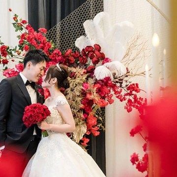 "Jenny and David's ""Old Shanghai"" Themed Wedding at the St. Regis"