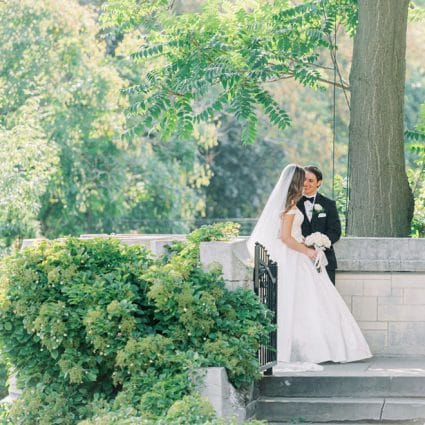 Casa Loma featured in A Tale as Old as Time: Olivia and Nick's Wedding at Casa Loma