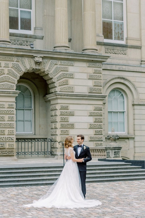Wedding at The Globe and Mail Centre, Toronto, Ontario, Elizabeth In Love, 16
