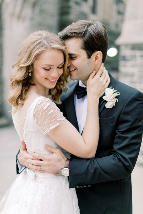 Wedding at The Globe and Mail Centre, Toronto, Ontario, Elizabeth In Love, 20