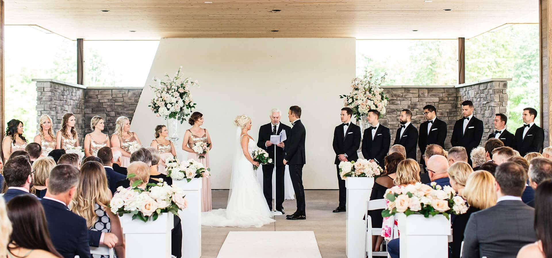 Hero image for How to Choose The Right Wedding Officiant
