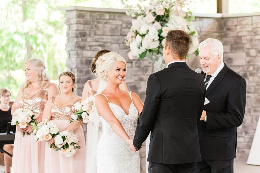 how to find the right wedding officiant, 2