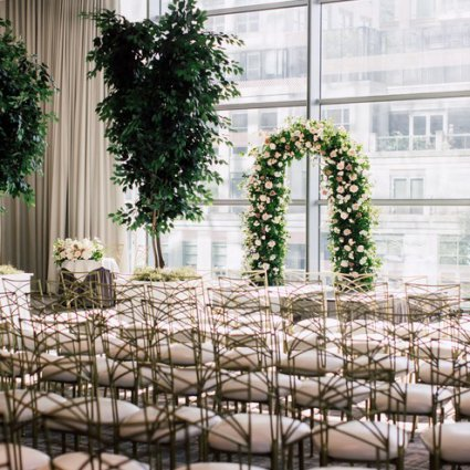 Rainbow Chan Weddings and Events featured in Jacqueline and Kenneth's Fairy-tale Wedding at the Four Seasons
