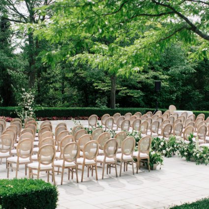 Shealyn Angus Weddings & Events featured in Sarah and Damian's European Style Wedding at Magna Golf Club