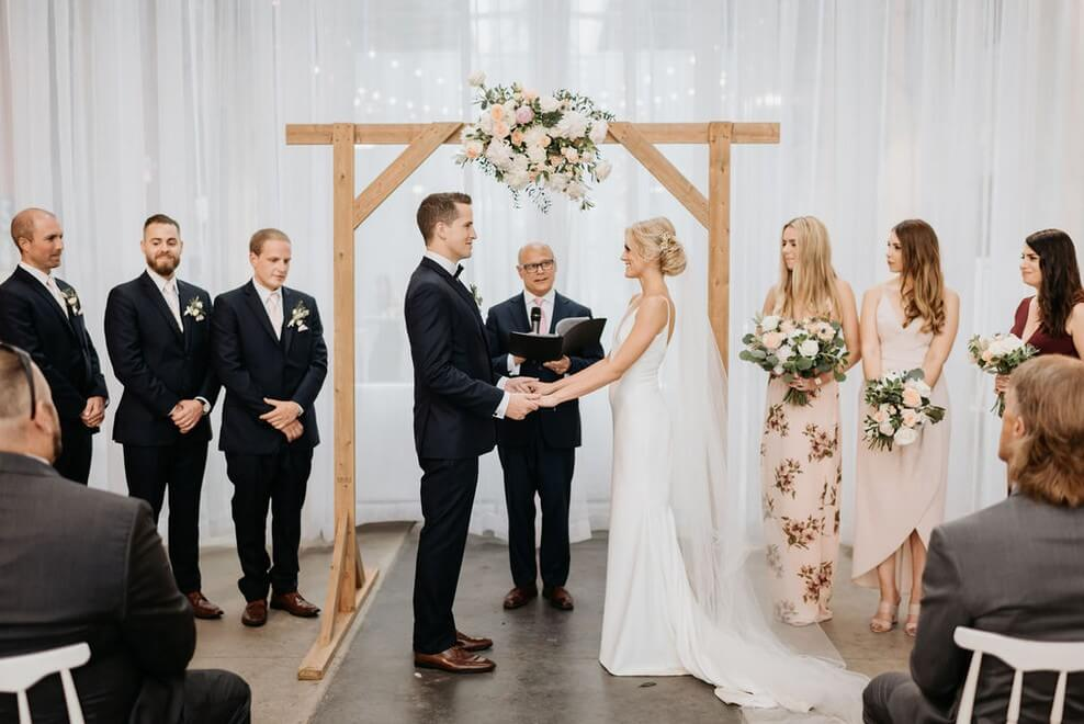 how to find the right wedding officiant, 1
