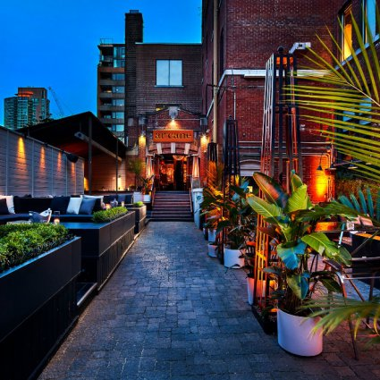 Xango featured in 7 Toronto Restaurants with Stunning Patios that are Perfect f…