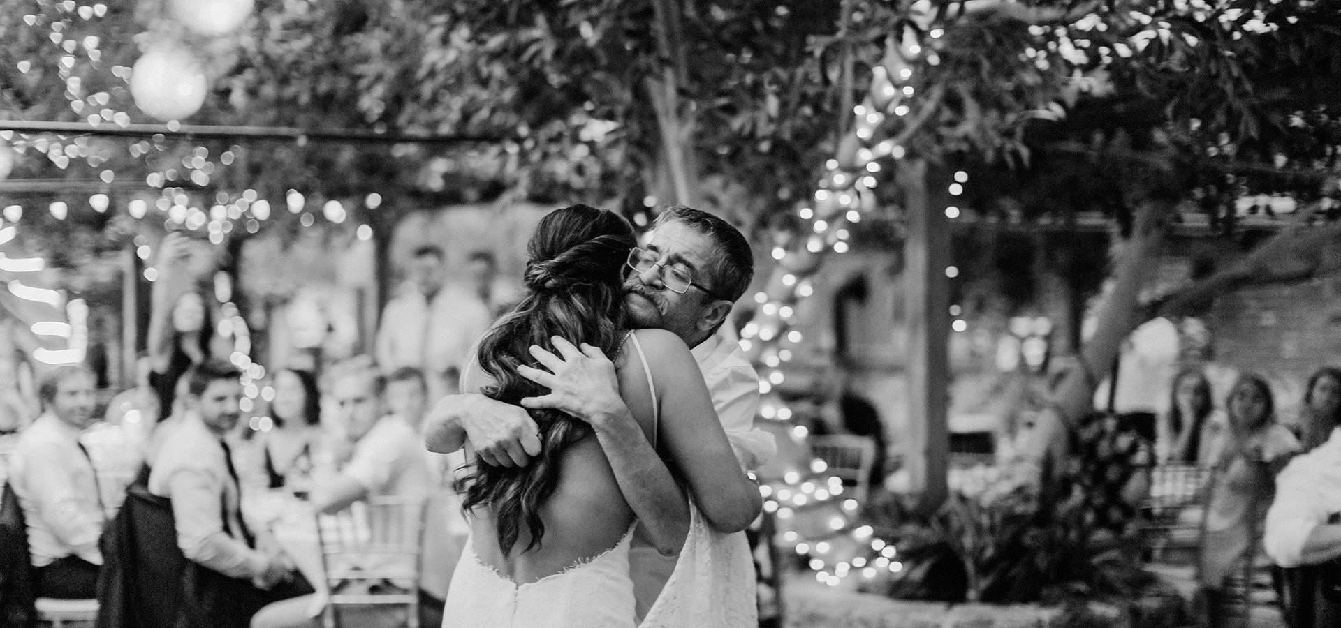 Hero image for 10 Ways to Make Dad Feel Special on your Wedding Day