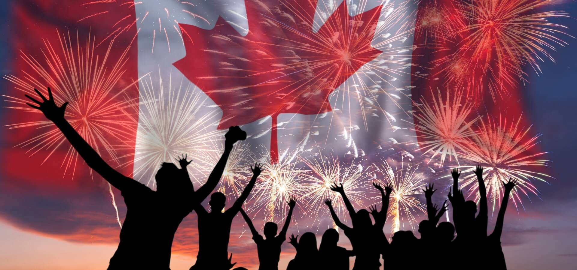 Hero image for Toronto Caterers Offering Special Canada Day Menus
