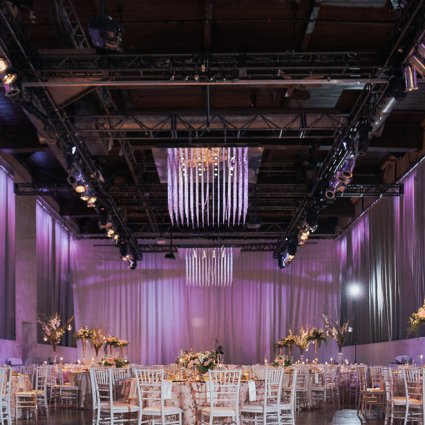 Liberty Grand Entertainment Complex featured in 8 Eco-Friendly Wedding Venues in the GTA